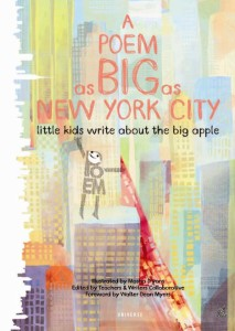 Poem As Big As City cover